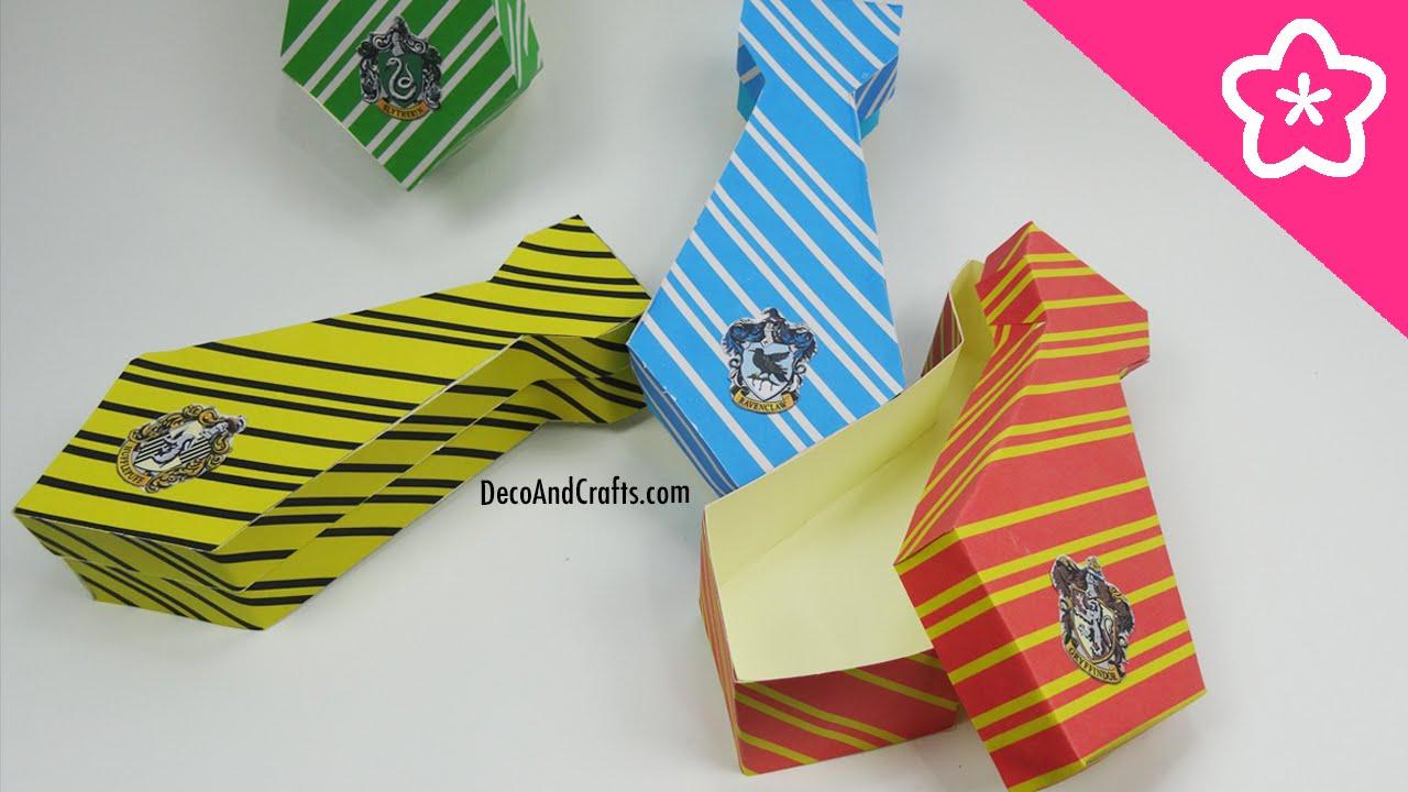 Cajitas de regalo en forma de corbata para Dia del Padre ...