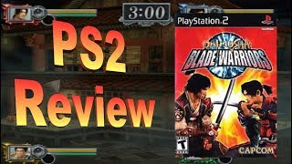 PS2 Review: Onimusha Blade Warriors
