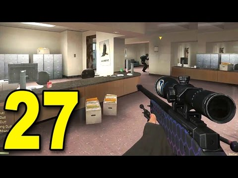 CS:GO - Part 27 - Hostage Scenerio Mode (CounterStrike: Global Offensive Gameplay)