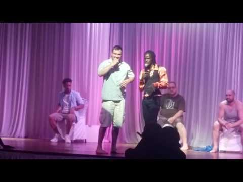 Javaunn Performance @iberostar Montegobayjamaica!#dwl#lol
