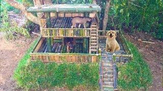 Build Beautiful Bamboo Wild Dog