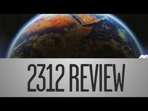 Review - 2312 by Kim Stanley Robinson