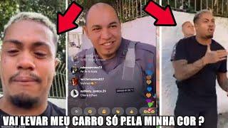 Policia leva carro de 500 Mil reais do MC Davi e ele CHORA e Faz DESABAFO !