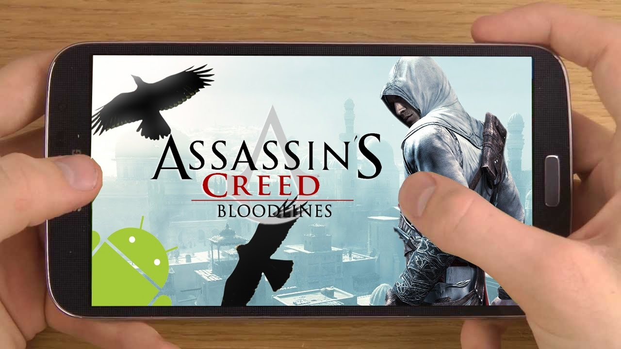 Assassin'S Creed Bloodlines Para Android Na Play Store