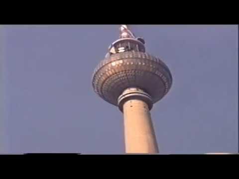Impressionen Ost  und West Berlin 1990