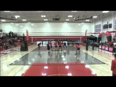 Sheridan College vs Seneca College Men's Volleyball