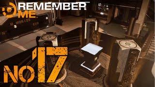 Remember Me PC Walkthrough Part 17 Trace Puzzles HD MAX Settings
