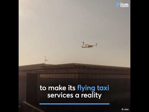Uber's Air Taxi: Revolution in Urban Transport