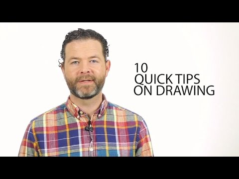 10-quick-drawing-tips