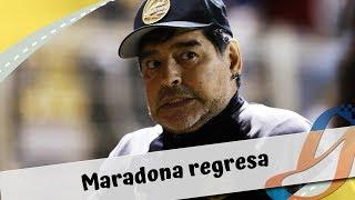 Maradona regresa al Estadio Olimpico Universitario - UNAM Global thumbnail