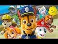 PAW PATROL Cartoon Game Videos for Kids & Children - Paw Patrol On a Roll Ending