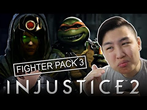 Thumbnail: Injustice 2: My Honest Thoughts On Fighter Pack 3...