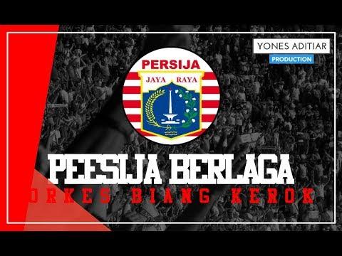 Lagu Persija - Persija Berlaga (Artis Orkes Biang Kerok) with lyric