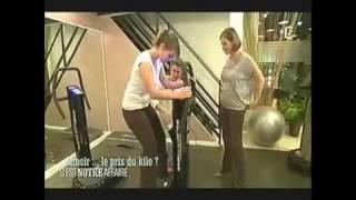 Sismo Fitness dans C