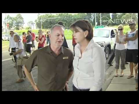 Campbell Newman's Queensland coup