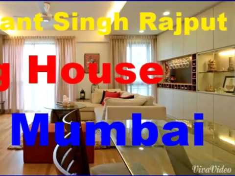 Big House Inside sushant singh rajput big house inside and outside both - youtube