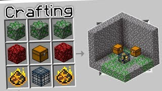 CRAFTING A DUNGEON IN MINECRAFT?!