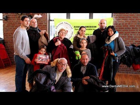 Coat Drive Lydig ave Alex Nilaj Miriam Quin DardaMEDIA Bronx NEW YORK