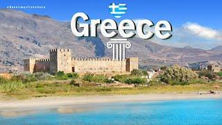 Exotic Crete: Frangokastelo, Plakias, Glyka Nera ~ Φραγκοκάστελο, Πλακιάς