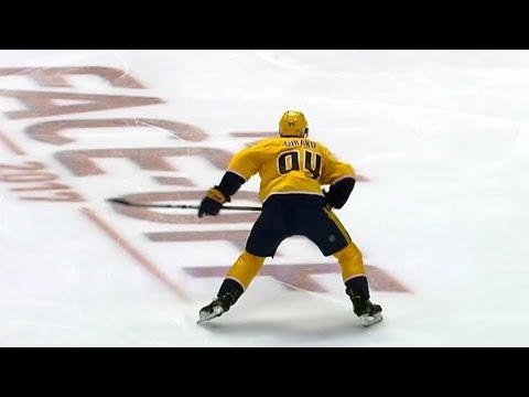 19-year-old Predators prospect Girard scores first career goal