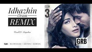 Cover images 3 - Idhazhin Oram Video | Dhanush, Shruti | Anirudh | remix  | GRB | Get Ready Boys