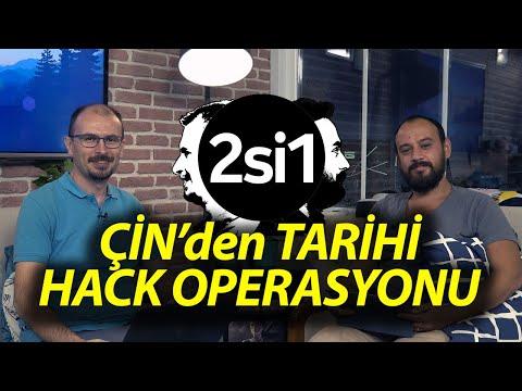 2si1 | Çin'den tarihi Hack operasyonu