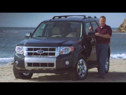 Ford Escape Off Road Fun