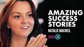 This Is What Happens When You Trust Yourself | Natalie MacNeil on Women of Impact