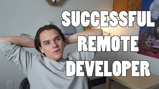 How To Be A Successful Remote Developer [TaylorTalks] 💻