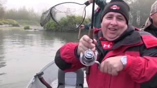snohomish river coho salmon fishing