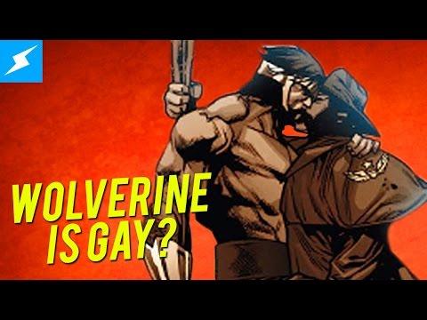 Wolverine Is Gay? | Desk Of DEATH BATTLE