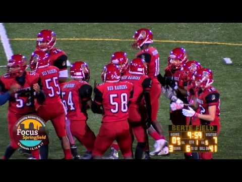 Springfield Blitz - South Hadley @ Commerce 10-1-2015