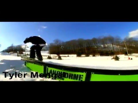 2010 Snowboard Montage