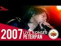 PETERPAN ~ COBALAH MENGERTI (LIVE KONSER PALEMBANG 2007)