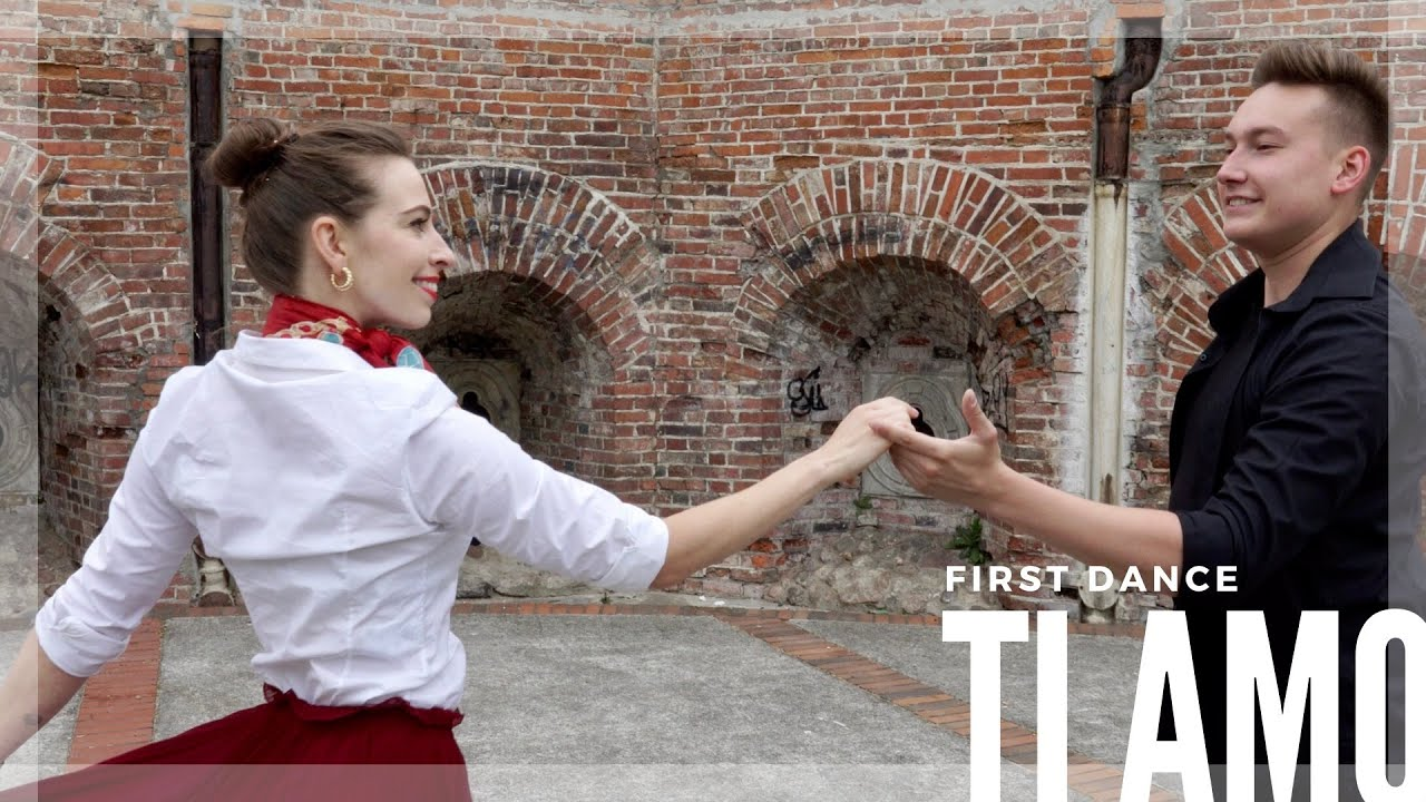 TI AMO - Umberto Tozzi & Monica Bellucci - Wedding Dance Choreography   Pierwszy Taniec