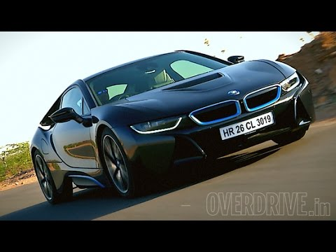 Bmw I8 Road Test Review India Youtube