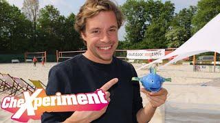 Sand flüssig machen | CheXperiment mit Checker Tobi | Die Entdeckershow