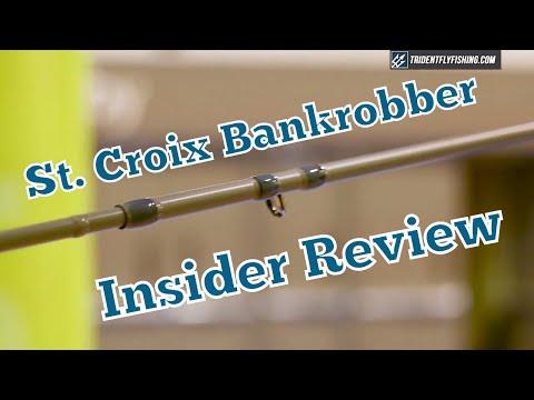 St. Croix Bankrobber Fly Rod  Dan Johnston Insider