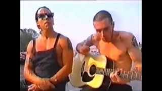 John Frusciante and Anthony Kiedis - Under The Bridge (Acoustic)