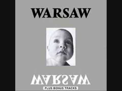 They Walked In Line - Warsaw (Joy Division)