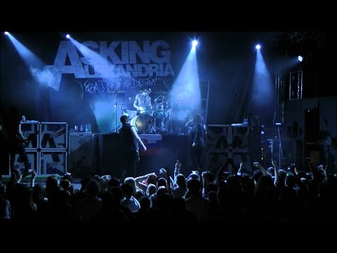 """ASKING ALEXANDRIA - """"YOU ONLY LIVE ONCE"""" [LIVE] *MITCH LUCKER TRIBUTE*"""