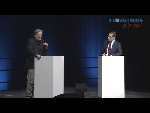 Weltwoche On the Road: Steve Bannon & Roger Köppel