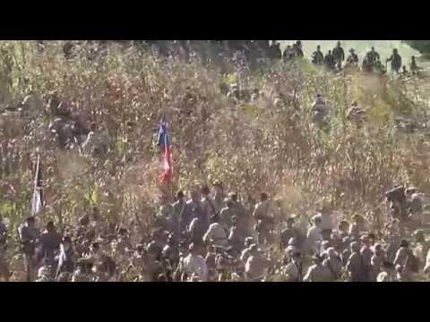 Perryville, Kentucky Civil War Re-enactment October 8, 2016
