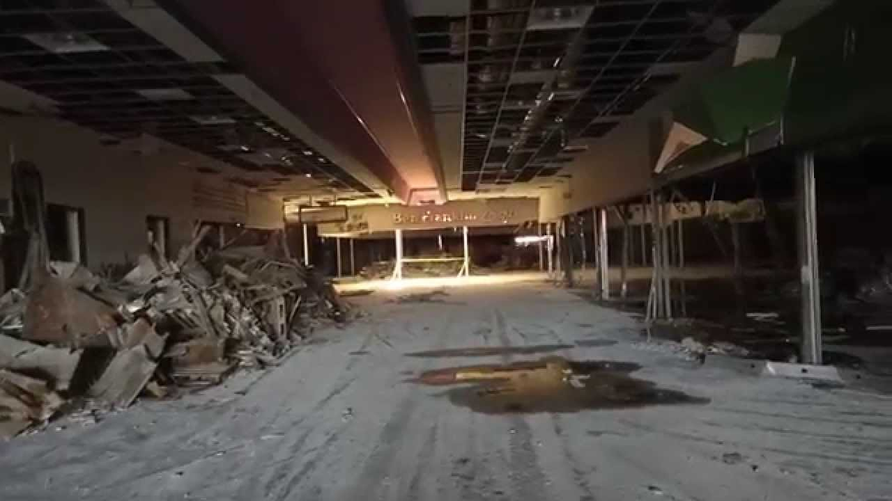 Dead Mall Series Abandoned Marketplace Mall Bowie
