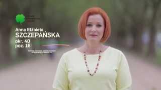 Anna Szczepańska -  kandydat PSL - Wybory Parlamentarne 2015