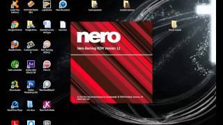 NERO 12 full. problema de serial resuelto