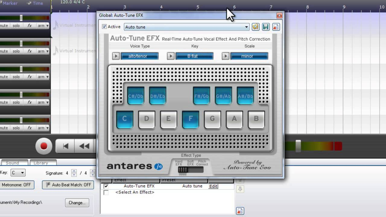 Auto tunevoice effects software for pc