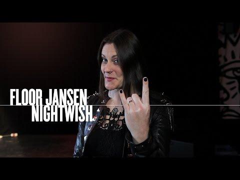 Nightwish Interview With Frontwoman, Floor Jansen – Wine, Cheese & Great Conversation