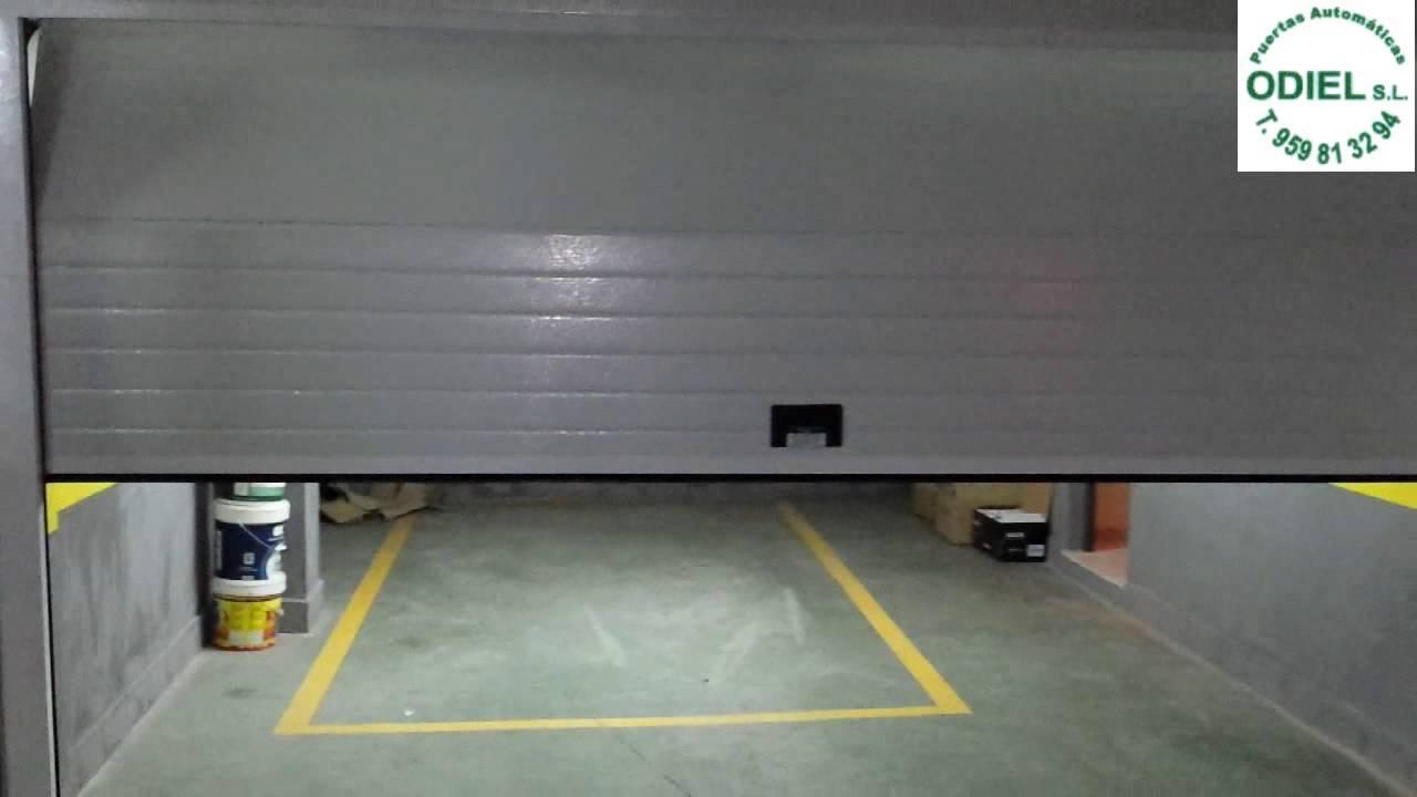 Instalaci n de puertas seccional y automatizaci n erreka - Automatizacion de puertas ...
