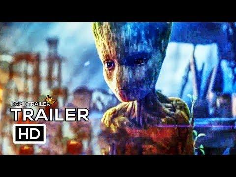 AVENGERS: INFINITY WAR Special Look Trailer NEW (2018) Marvel Superhero Movie HD